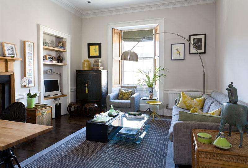 Stunning West End City Centre Apartment - Image 1 - Edinburgh - rentals
