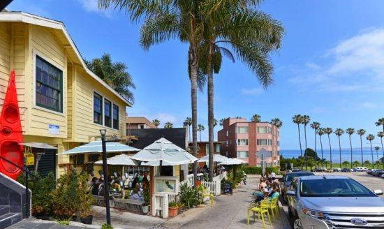 Cody House-condo in heart of Village w/ocean views - Image 1 - La Jolla - rentals
