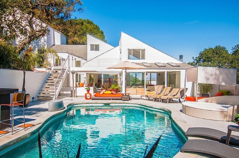 Main house - Chic compound on a private lane in Beverly Hills - Beverly Hills - rentals
