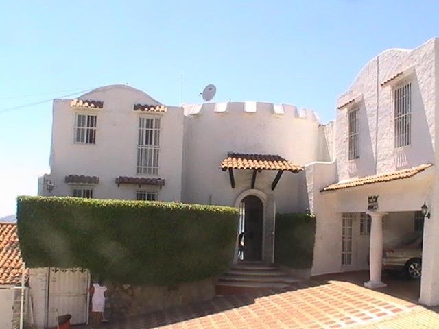 Street view - French-Mexican Villa - Acapulco - rentals