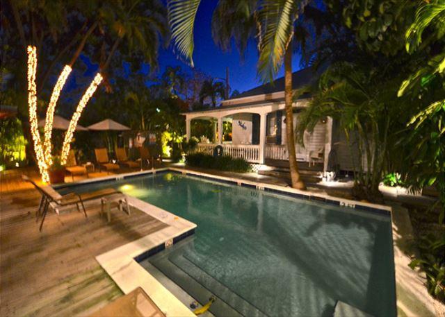 """SUN ALSO RISES"" - Papa`s Hideaway Historic Inn - Studio (2nd Flr) - Image 1 - Key West - rentals"