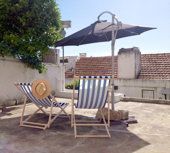 Terrace - Home in Heaven - Lisbon - rentals