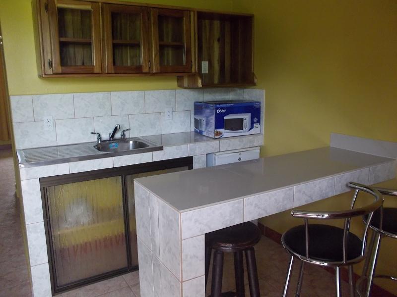 Kitchenette equiped - One Bedroom Apart x 2 Guest FK - La Fortuna de San Carlos - rentals