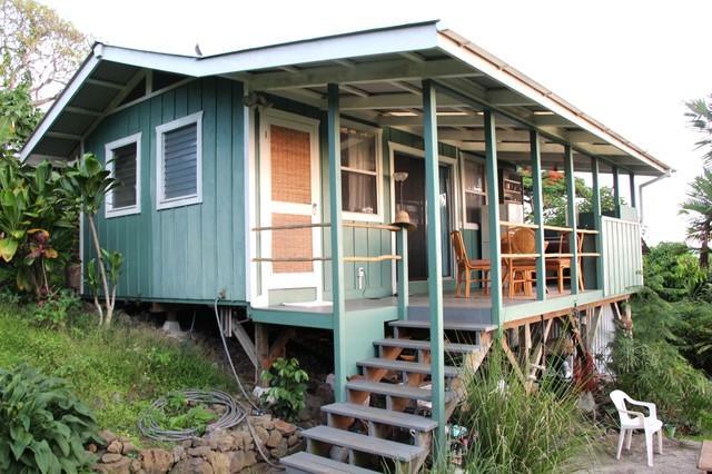 Garden Cottage - Garden Cottage w/ Ocean View - HI - Farmstay - Kealakekua - rentals