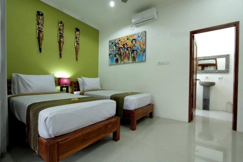 Stylish & Minimalist Guest House in Balangan Bali - Image 1 - Jimbaran - rentals