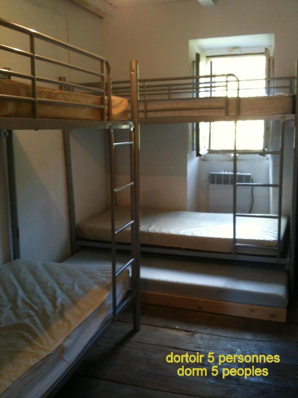 dortoir / dorm 5 peoples-5 personnes - Chez Mc Donald Corsica - Zevaco - rentals