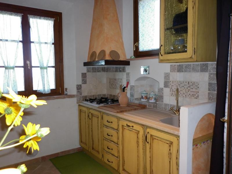 "appartament ""il Baluardo""  near Volterra - Image 1 - Gambassi Terme - rentals"