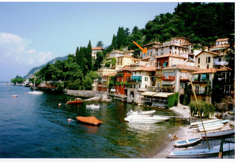 Location of the apartment - Antique Postcard Apartment Varenna - Varenna - rentals