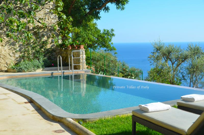 Jewel of Positano, Pool, Amazing newly restored - - Image 1 - Positano - rentals