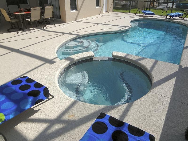South Facing Private Pool & Spa - Jasmine's Luxury Villa - South Facing Pool & Spa - Kissimmee - rentals