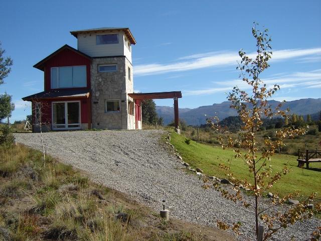 Vista General - Altos del Lolog: casa de 95 m2 en lote de 3,400 m2 - San Martin de los Andes - rentals