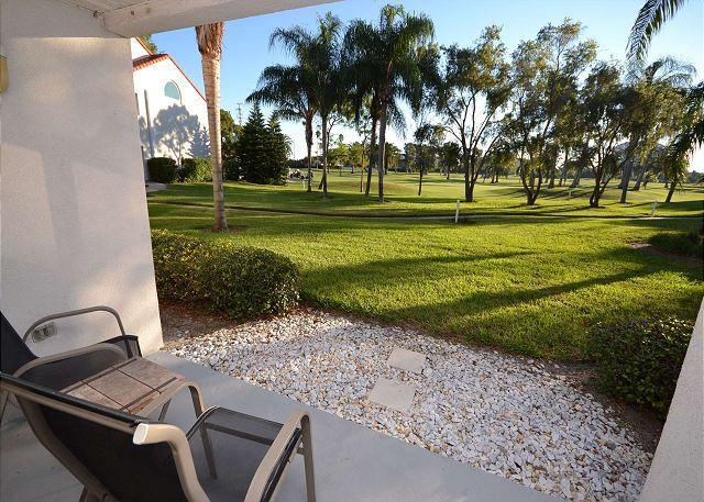 Vista Verde East 4-129  1st floor Isla condo - Spectacular golf course view! - Image 1 - Saint Petersburg - rentals