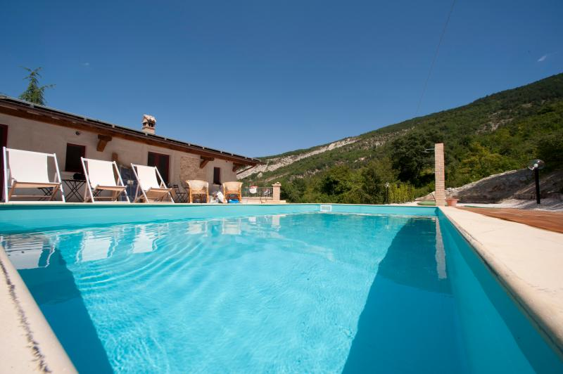 Pool View - A very special B&B - Ascoli Piceno - rentals