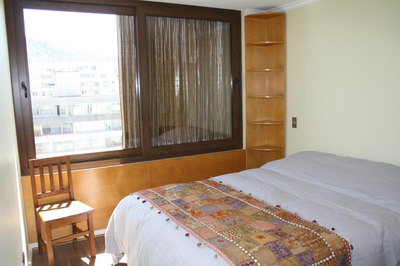 Bedroom - Furnished Apartment in Providencia, Padre Mariano, Santiago Chile - Santiago - rentals