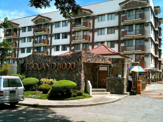 Main Entrance - 2 Br Furnished Condo, Davao, Philippines - Davao - rentals