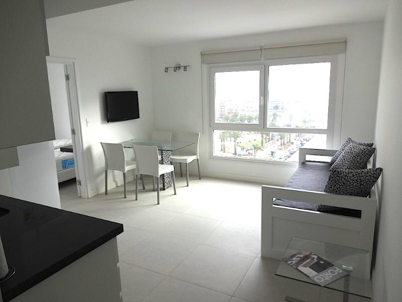 living room with sofa bed - New apartment in Punta del Este C - Punta del Este - rentals