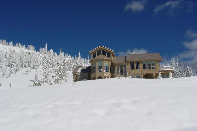 10,300' elevation in winter - Brian Head, UT 5 Star Mountain Home - Brian Head - rentals