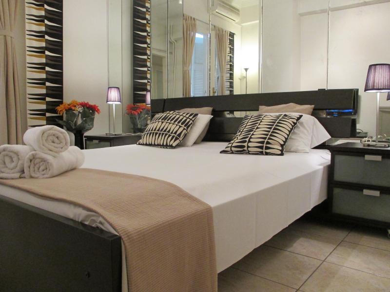 Pagration Apartment, next Hilton area, Free transf - Image 1 - Athens - rentals