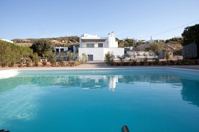 Private 3 br villa with private pool next to Naoussa - Private villa with private pool next to Naoussa - Naoussa - rentals