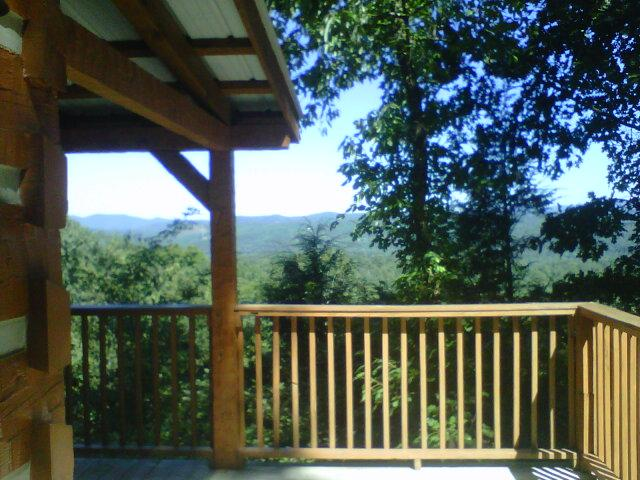 Mountain Memories 2 BR Log Cabin - Image 1 - Townsend - rentals