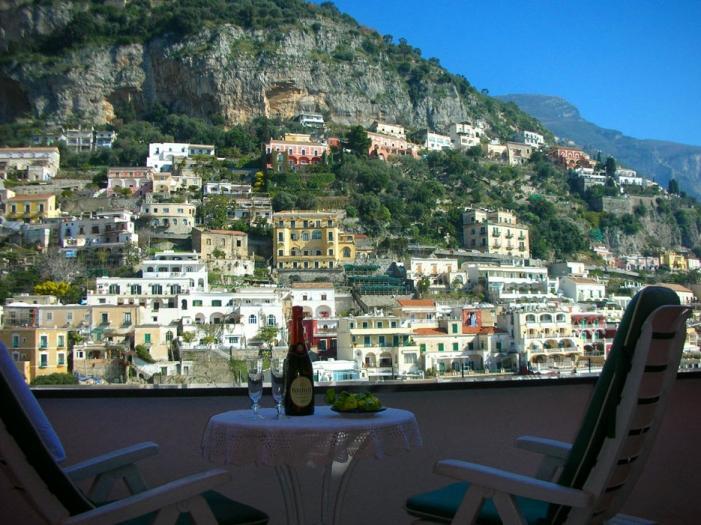 Apartment Charlotte in Positano - Image 1 - Positano - rentals