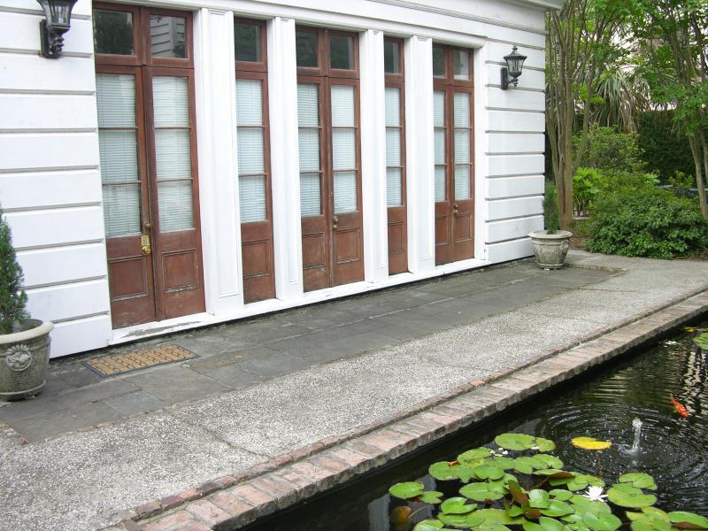 Entrance - Luxury Garden Villa in Downtown Charleston - Charleston - rentals