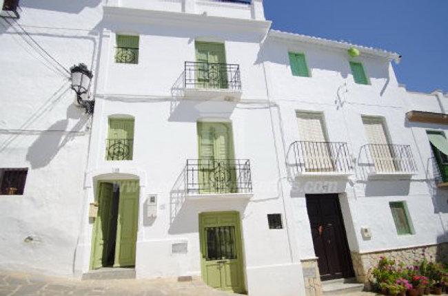 Casa Verde, Competa - 'Casa Verde' - charming Village House in Competa - Competa - rentals