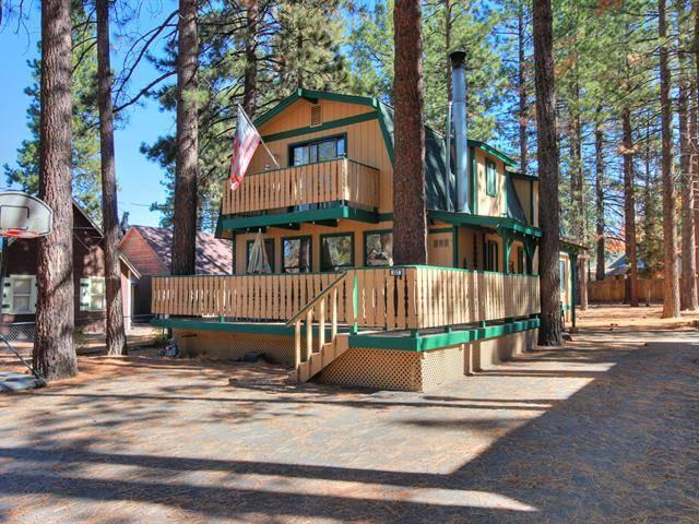 Casa de Oso - Image 1 - Big Bear Lake - rentals