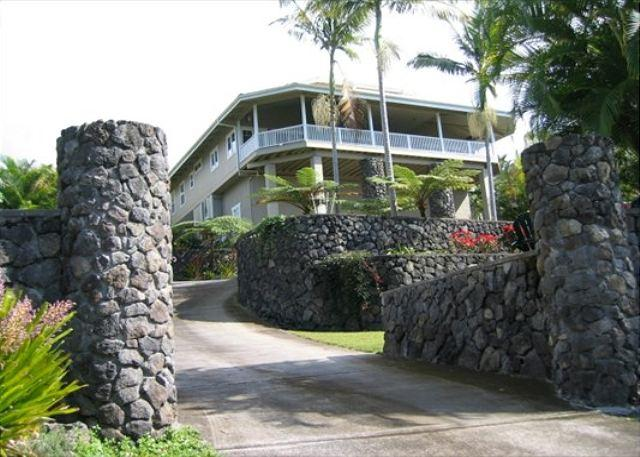 Ono Hale: Gorgeous Home with pool $269 nightly special March 17th-April 1st! - Image 1 - Kailua-Kona - rentals