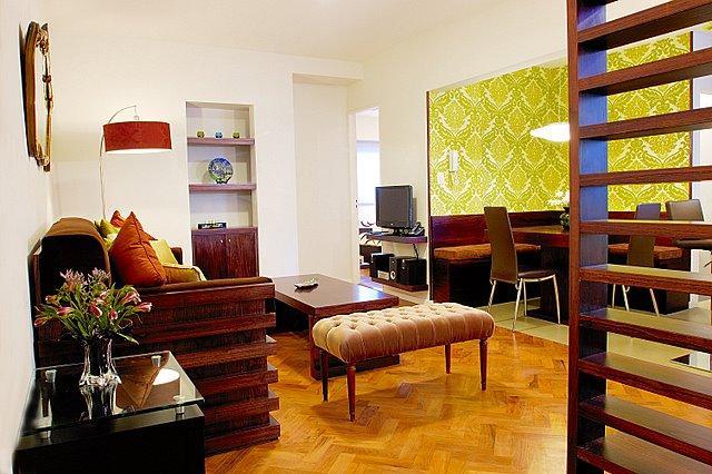 Contemporary 1 Bedroom Apartment in Plaza San Martín - Image 1 - Buenos Aires - rentals