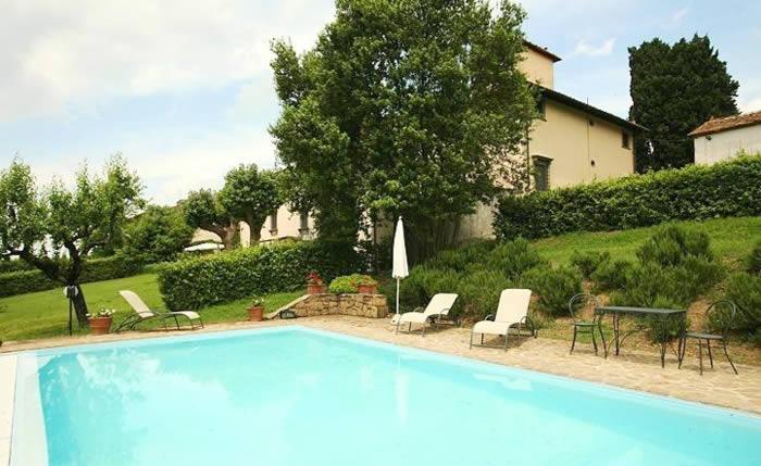 Villa Il Turco - Image 1 - Montagnana Val di Pesa - rentals