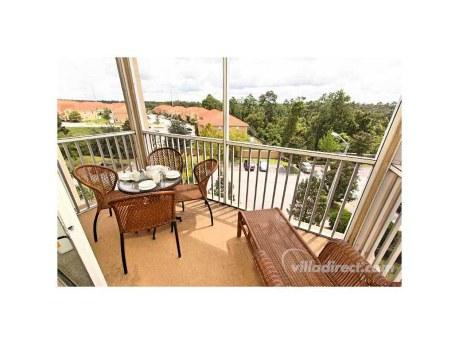 Luxury Windsor Hills 2 Bedroom Condo with Balcony and just 2 miles to Disney - Image 1 - Kissimmee - rentals