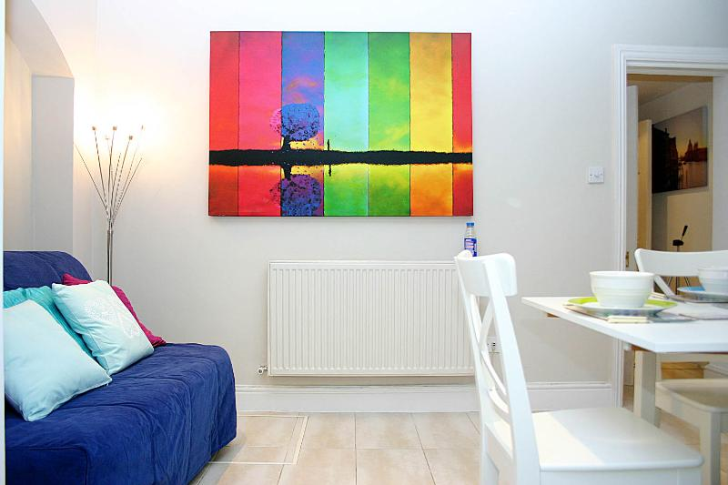 Stylish 1Bed Apt in Kensington-WRB - Image 1 - London - rentals