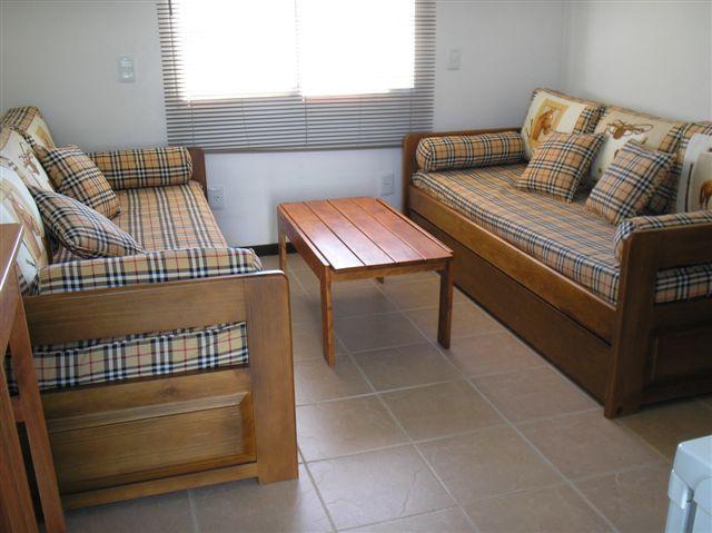 Dos sofás camas (uno es marinera) - La Barra - Monoambiente En Playa Del Barco - La Barra - rentals