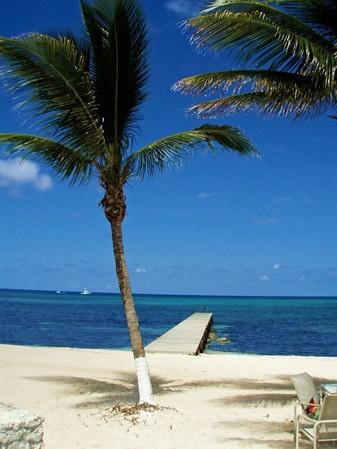 15 steps from our front door - Beautiful Ocean front Villa with 2 bedrooms and 2 baths - Grand Cayman - rentals