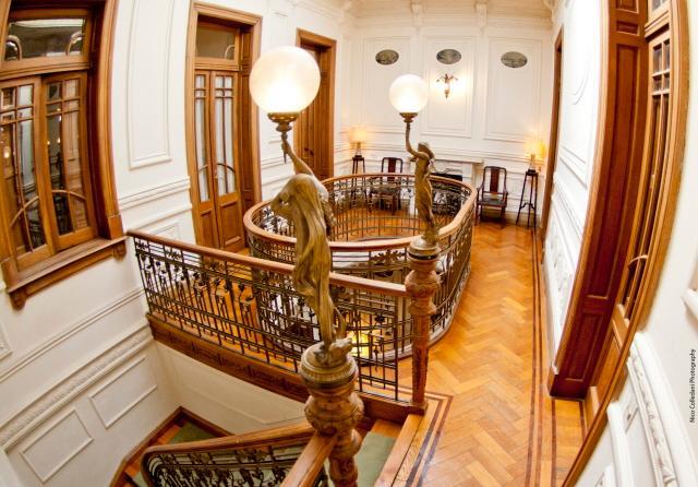 First floor hallway - Mansion Boero, 9 Bedrooms in San Telmo - Buenos Aires - rentals