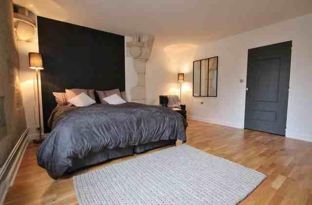 KING or twin suite bedroom - A CHIC 3 bedroom 2 bathroom with balcony in DIJON - Dijon - rentals