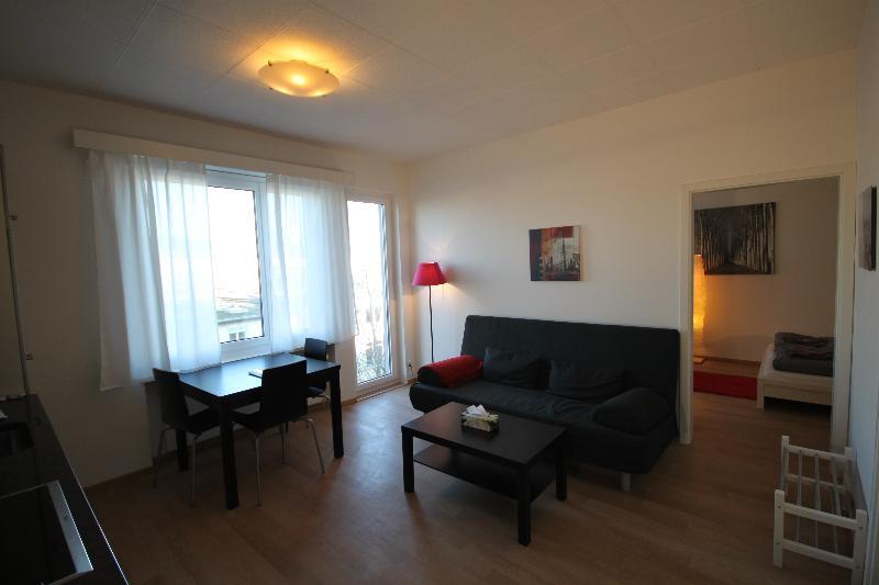 ZH Jade - Letzigrund HITrental Apartment - Image 1 - Zurich - rentals