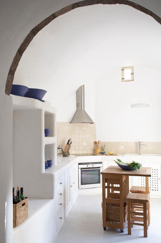 Cyrene Villa - Image 1 - Santorini - rentals