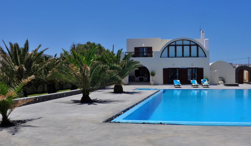 Santorini Beach Villa - Image 1 - Santorini - rentals
