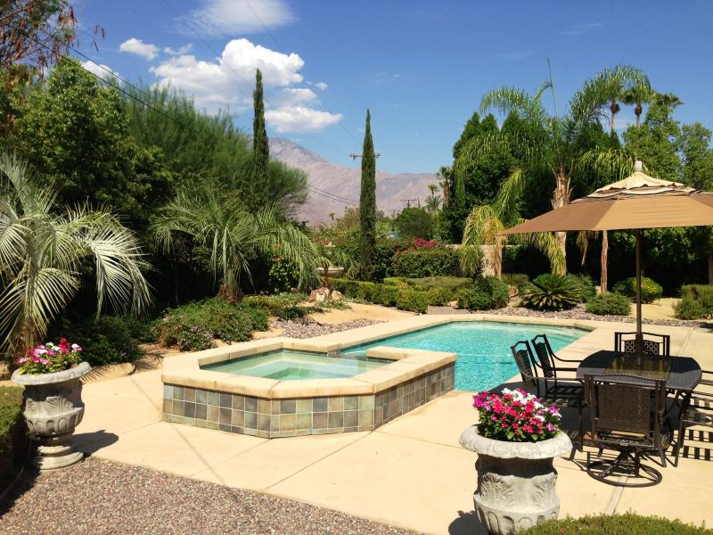 Relaxing Salt Water Spa and Pool - Serene Mountain Views, as Featured on House Hunters - Palm Springs - rentals