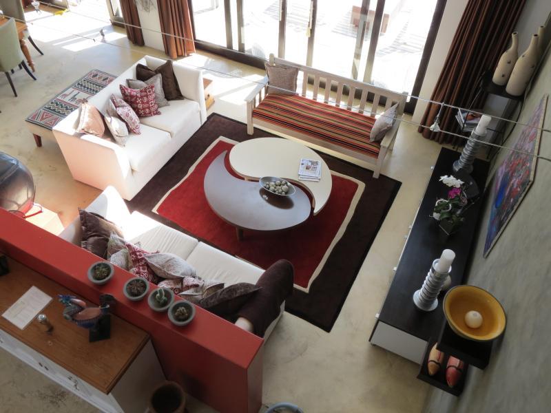 Lounge - The Barn - Plettenberg Bay - rentals