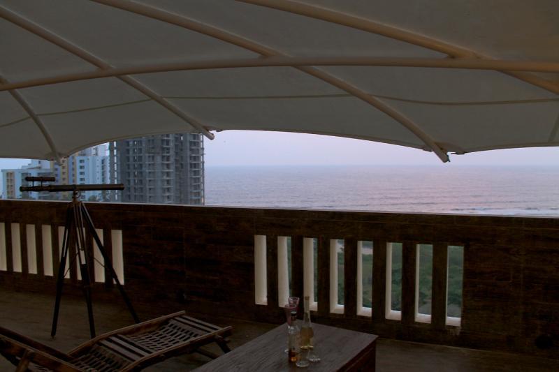 The Stunning Ocean Penthouse - Image 1 - Kerala - rentals