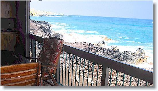 Kanaloa at Kona 2004 2 bedroom + loft oceanfront - Image 1 - Kailua-Kona - rentals