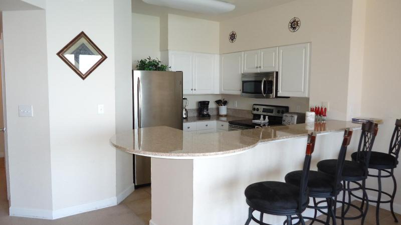 Kitchen - Top Floor 3 Bedroom with Unbeatable View at Shores of Panama - Panama City Beach - rentals