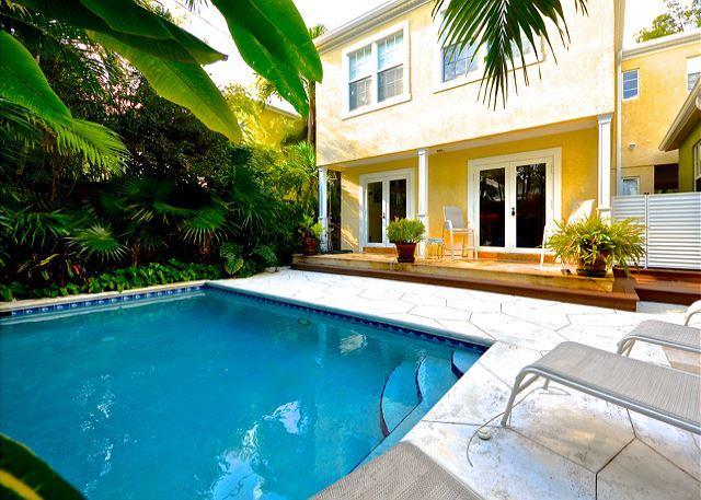 La Dolce Vita - Luxury Monthly Rental Private heated pool - Image 1 - Key West - rentals