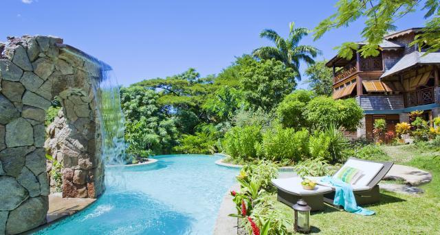 C'est La Vie at Trouya, Saint Lucia - Walk To Beach, Beautiful Tropical Gardens, Pool - Image 1 - Bois d'Orange - rentals