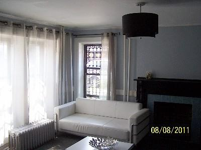 Living Room - Renovated Apartment in a Historic home - Brooklyn - rentals