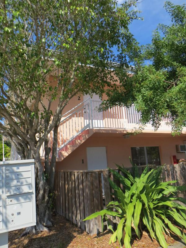 Outside of the condo - Spacious 1 Bedroom Condo Across from the Beach! - Cape Canaveral - rentals