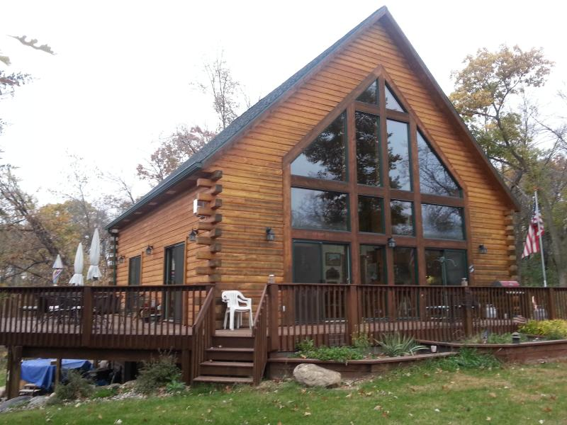 Cabin in the woods - Stoney Brook on Lake Washington - Darwin - rentals